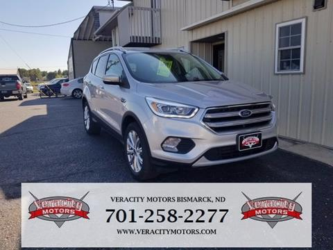 2017 Ford Escape for sale in Bismarck ND