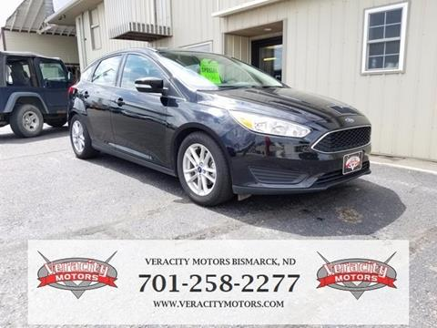 2016 Ford Focus for sale in Bismarck ND
