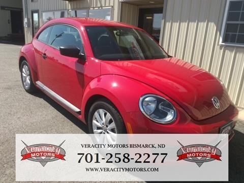 2015 Volkswagen Beetle for sale in Bismarck, ND