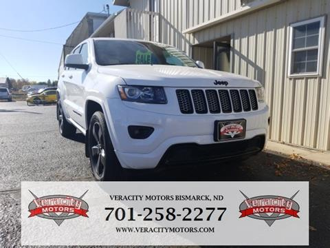 2015 Jeep Grand Cherokee for sale in Bismarck, ND