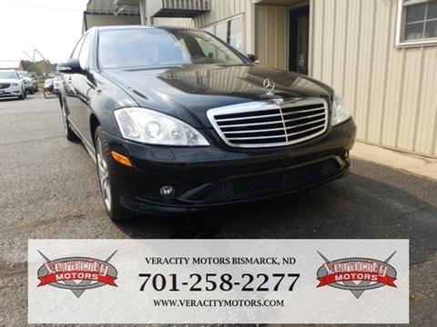 2007 Mercedes-Benz S-Class for sale in Bismarck, ND