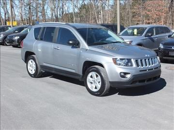 2015 Jeep Compass for sale in Bartonsville, PA