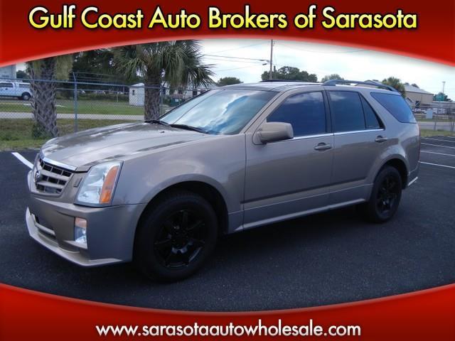 2007 Cadillac SRX for sale in Sarasota FL