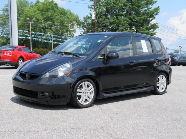 2007 Honda Fit for sale in Hendersonville NC