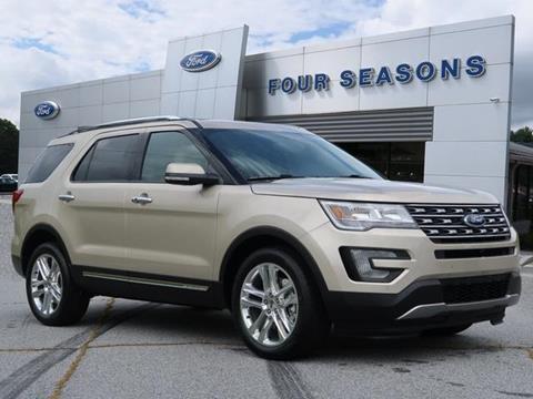2017 Ford Explorer for sale in Hendersonville, NC