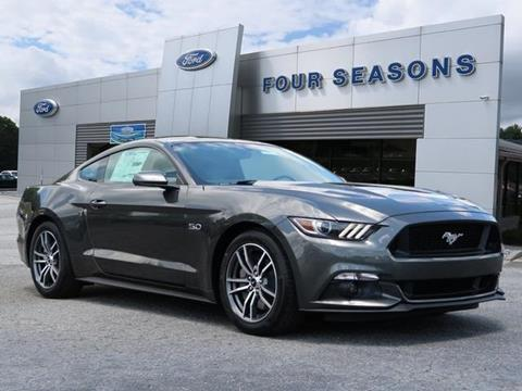 2017 Ford Mustang for sale in Hendersonville, NC