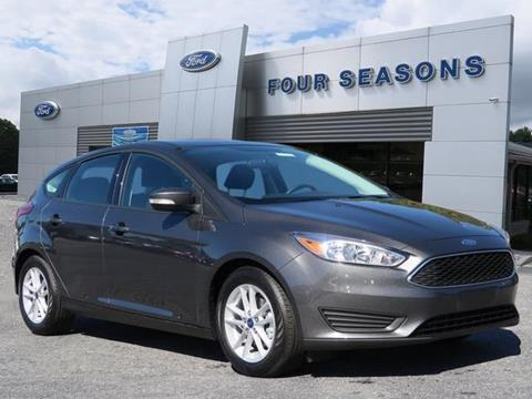 2017 Ford Focus for sale in Hendersonville, NC