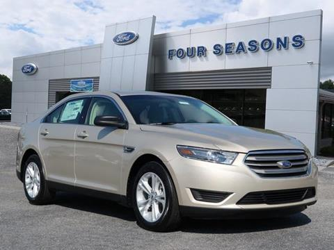2017 Ford Taurus for sale in Hendersonville, NC