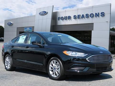 2017 Ford Fusion for sale in Hendersonville, NC