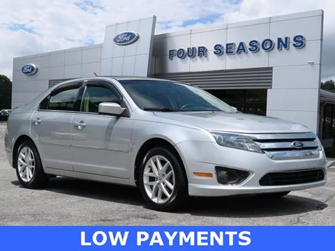 2012 Ford Fusion for sale in Hendersonville, NC