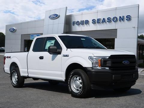 2018 Ford F-150 for sale in Hendersonville, NC