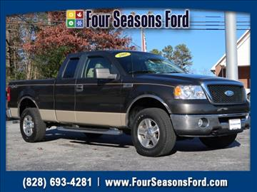 2007 Ford F-150 for sale in Hendersonville, NC