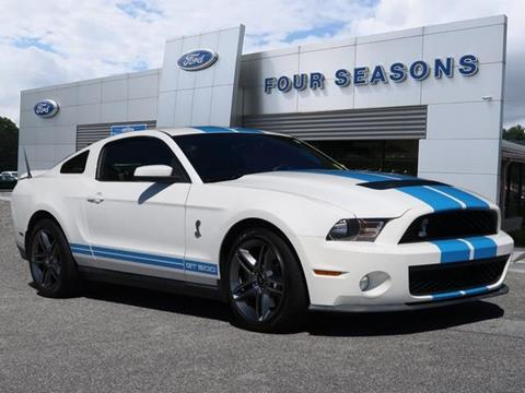 2010 Ford Shelby GT500 for sale in Hendersonville, NC