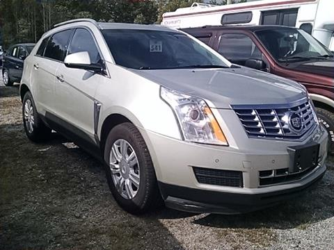 2013 Cadillac SRX for sale in Hendersonville, NC