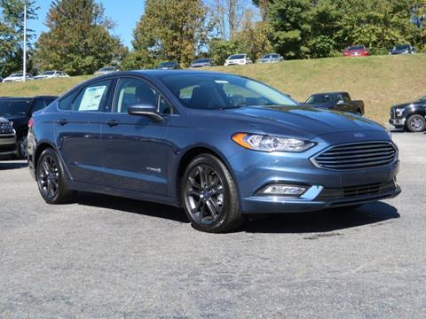 2018 Ford Fusion Hybrid for sale in Hendersonville, NC
