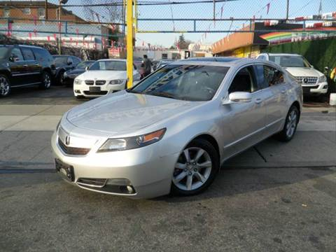 2012 Acura TL for sale in Jamaica, NY