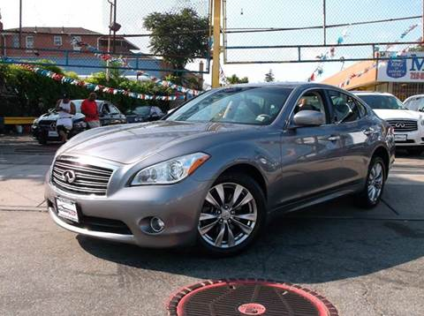 2014 Infiniti Q70 for sale in Jamaica, NY