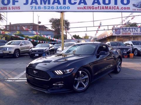 2016 Ford Mustang for sale in Jamaica, NY