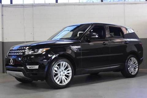 2015 Land Rover Range Rover Sport for sale in Jamaica, NY
