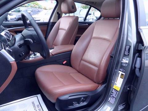2014 BMW 5 Series for sale in Jamaica, NY