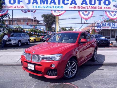 2015 BMW X4 for sale in Jamaica, NY