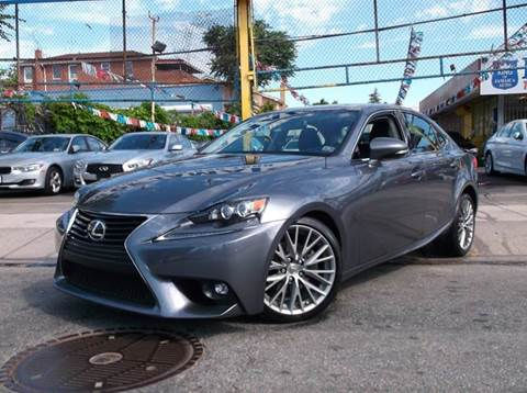 2015 Lexus IS 250 for sale in Jamaica, NY