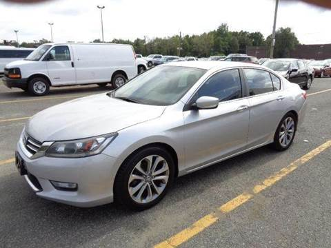 2013 Honda Accord for sale in Jamaica, NY