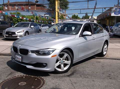 2015 BMW 3 Series for sale in Jamaica, NY