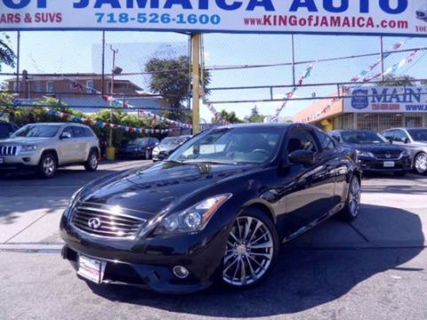 2014 Infiniti Q60 Coupe for sale in Jamaica, NY