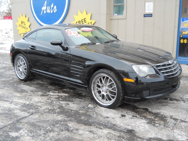 Used chrysler crossfire for sale for Scheidemantle motors hermitage pa