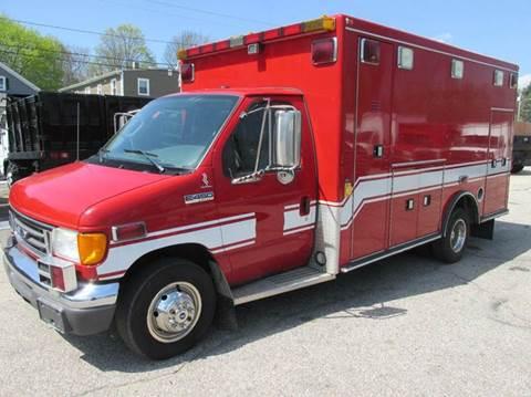2006 Ford E-450 for sale in Johnston, RI