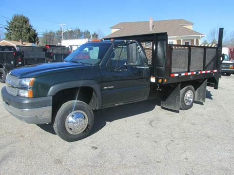 2003 chevy 3500 for sale in Johnston, RI