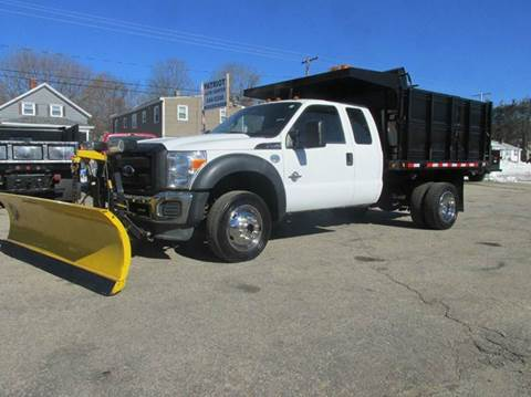 2011 Ford F-550 for sale in Johnston, RI