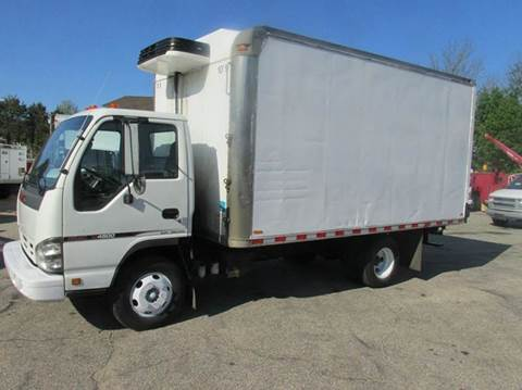 2007 GMC W4500 for sale in Johnston, RI