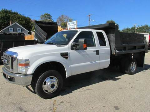 2008 Ford F-350 Super Duty for sale in Johnston, RI