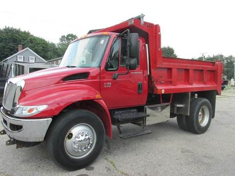 2007 International 4200 for sale in Johnston, RI