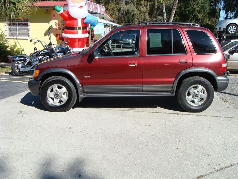 2002 Kia Sportage For Sale In Alvarado, TX