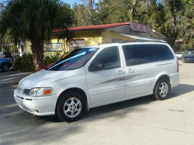 Used 2002 Oldsmobile Silhouette For Sale In New Orleans La