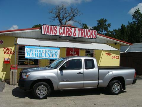2014 Toyota Tacoma for sale in Brooksville, FL