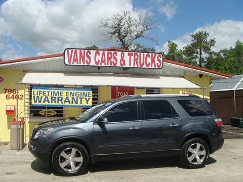 2011 GMC Acadia for sale in Brooksville, FL