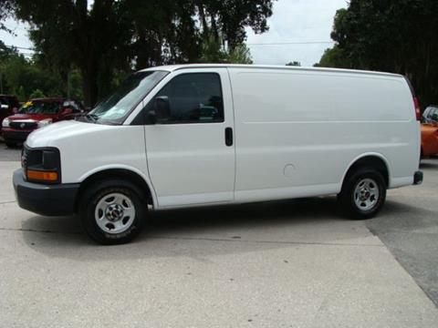 2004 GMC Savana Cargo for sale in Brooksville, FL