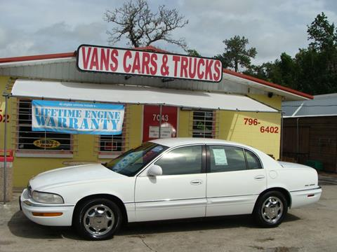 1998 Buick Park Avenue for sale in Brooksville, FL