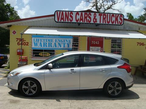 2012 Ford Focus for sale in Brooksville, FL