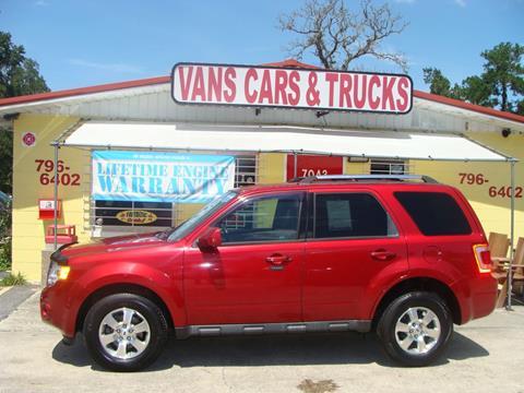 2012 Ford Escape for sale in Brooksville, FL