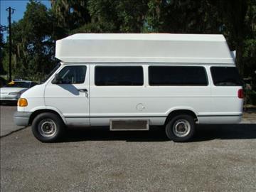 1999 Dodge Ram Van for sale in Brooksville, FL