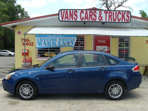 2009 Ford Focus for sale in Brooksville, FL