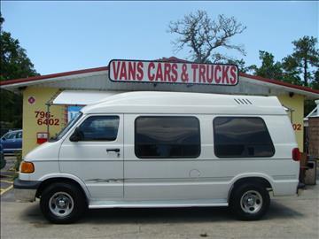 2000 Dodge Ram Van for sale in Brooksville, FL