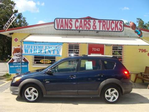 2004 Pontiac Vibe for sale in Brooksville, FL