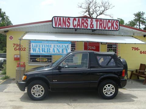 2000 Kia Sportage for sale in Brooksville, FL