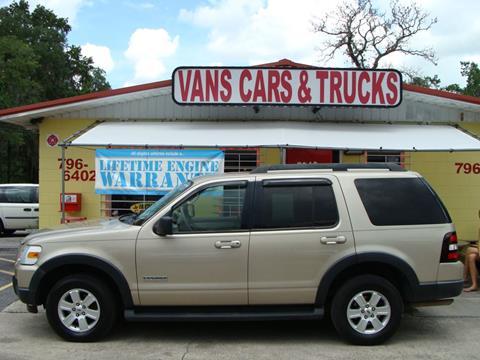2007 Ford Explorer for sale in Brooksville, FL